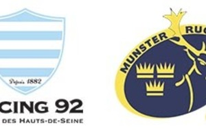 RACING 92 - MUNSTER