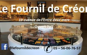 LE FOURNIL DE CREON